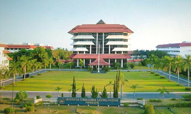 SBMPTN Daya Tampung Sbmptn Upn Jogja Daftar Kuota Prodi SBMPTN UPN Veteran [Universitas Pembangunan Nasional] Yogyakarta