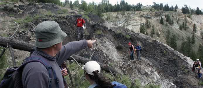 Prospek Kerja Teknik Geologi Peluang Kerja Peluang Kerja Teknik Geologi [ Geological Engineering ]