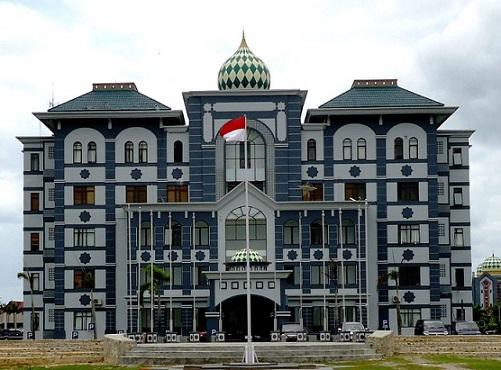 Daftar Jurusan Daftar Jurusan UIN Riau Daftar Jurusan di UIN SUSKA Riau