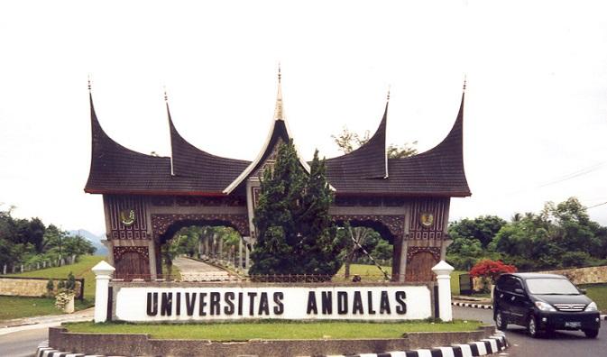 akreditasi unand universitas andalas padang