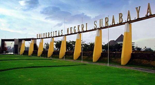 Hasil gambar untuk Universitas Negeri Surabaya (UNESA)