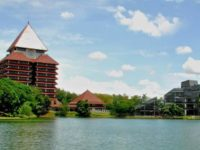 profil kampus Universitas Indonesia Depok