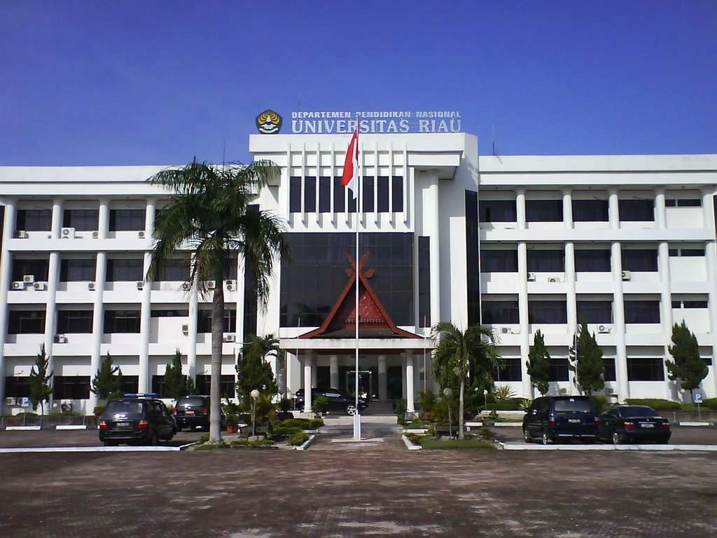 akreditasi program studi UNRI RIAU