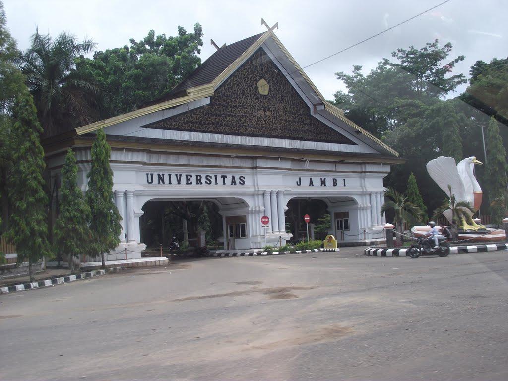 Akreditasi Program Studi UNJA Jambi