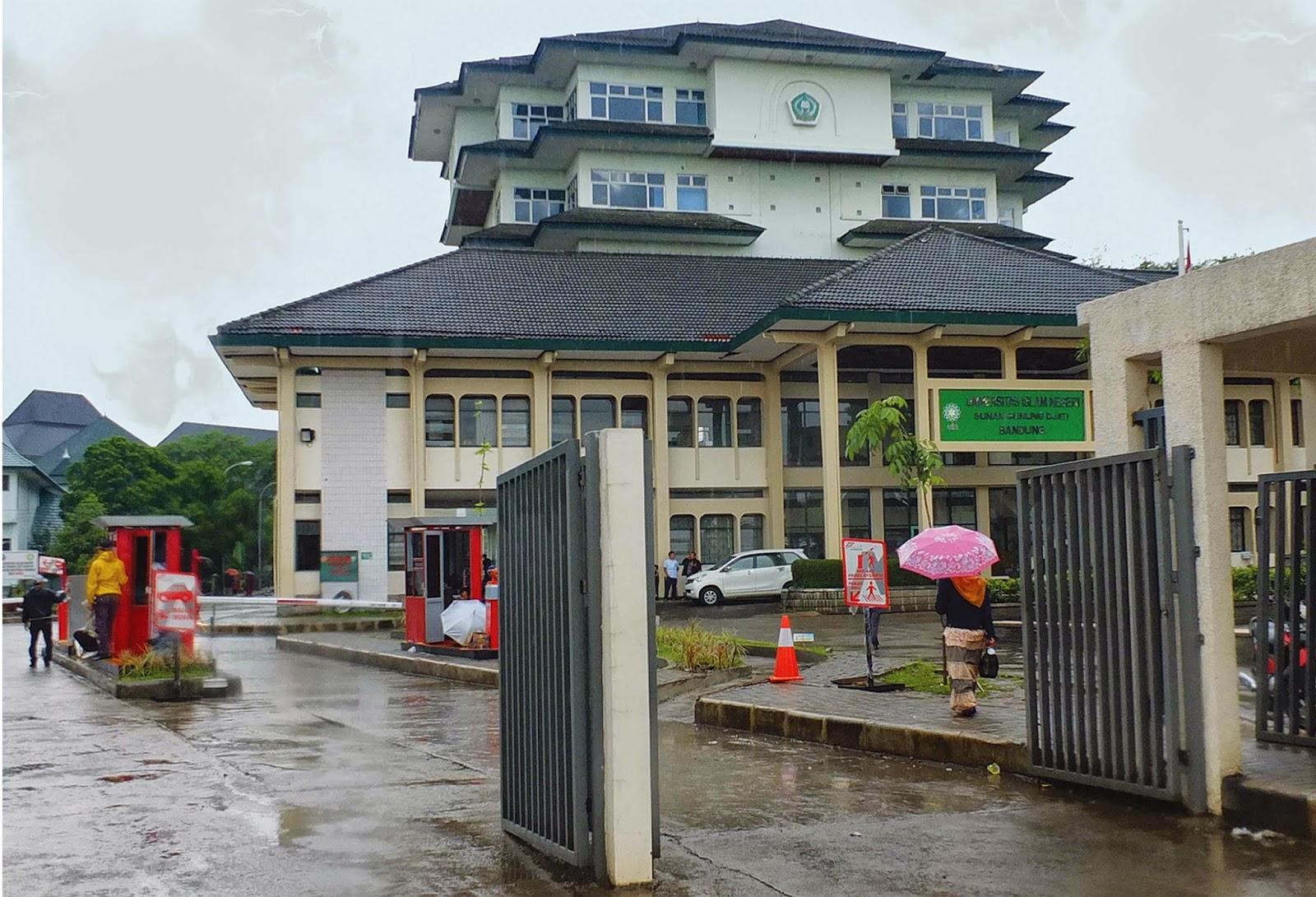 Akreditasi UIN Sunan Gunung Djati Bandung