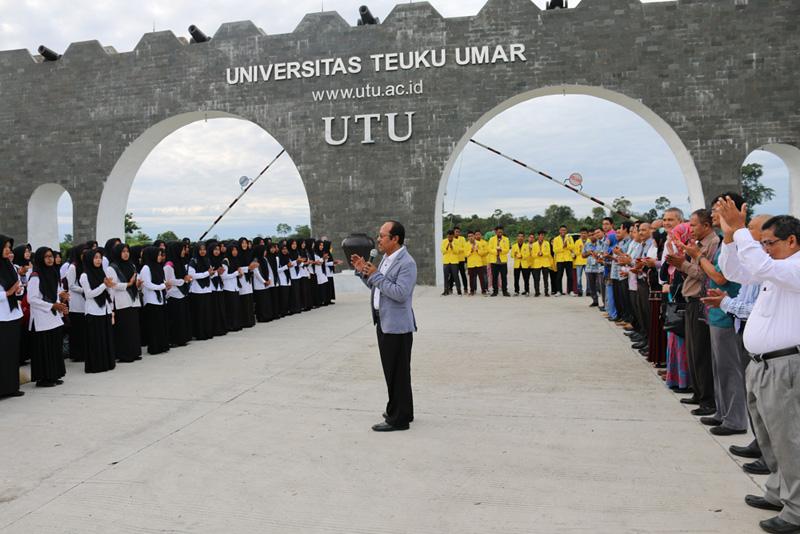 Akreditasi Jurusan Universitas Teuku Umar UTU