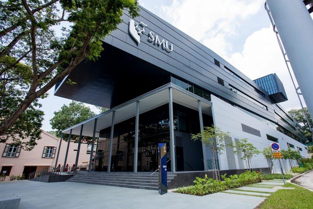 (3) Singapore Management University (SMU) - Universitas Terbaik di Singapura