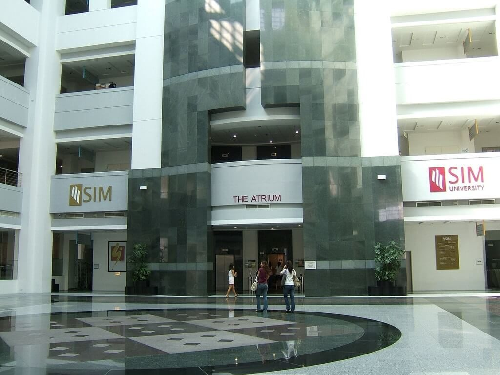 (4) Singapore Institute of Management (SIM) - Universitas Terbaik di Singapura
