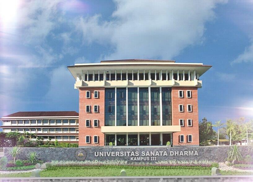 USD (Universitas Sanata Dharma) - Universitas Terbaik di Yogyakarta