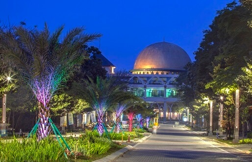 UII (Universitas Islam Indonesia) - Universitas Terbaik di Yogyakarta