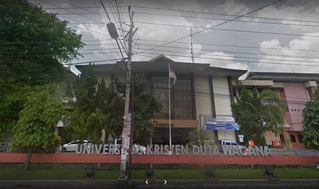 UKDW (Universitas Kristen Duta Wacana) - Universitas Terbaik di Yogyakarta