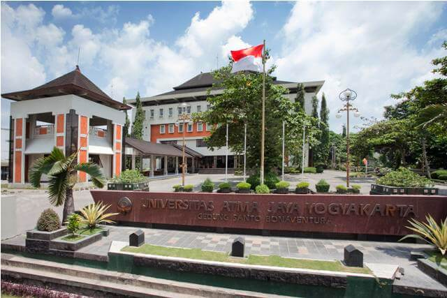UAJY (Universitas Atma Jaya) - Universitas Terbaik di Yogyakarta