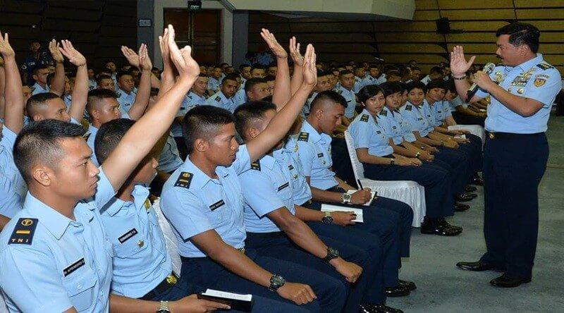 AAU - Akademi Angkatan Udara - Jurusan Program Studi Pendaftaran Biaya Foto Seleksi Tahapan Tes