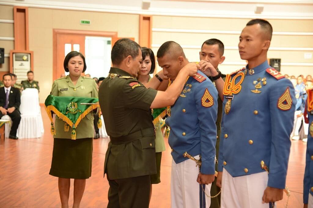AKMIL - Akademi Militer - Jurusan Program Studi Pendaftaran Biaya Foto Seleksi Tahapan Tes