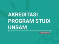 Akreditasi Program Studi UNSAM Universitas Samudera - Jurusan di UNSAM
