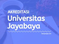 Akreditasi Program Studi Universitas Jayabaya Jakarta
