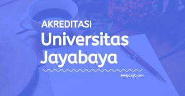 Akreditasi Program Studi Universitas Jayabaya Jakarta