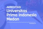 Akreditasi Program Studi UNPRI - Universitas Prima Indonesia Medan