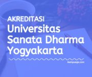 Akreditasi Program Studi USD Yogyakarta - Universitas Sanata Dharma