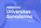 Akreditasi Program Studi Universitas Gunadarma Depok