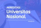 Akreditasi Program Studi UNAS Jakarta - Universitas Nasional