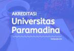 Akreditasi Program Studi Universitas Paramadina Jakarta