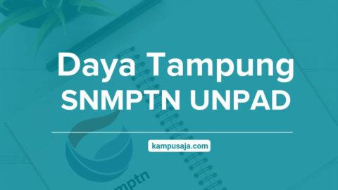 Daya Tampung SNMPTN UNPAD Universitas Padjadjaran Bandung