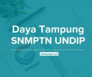 Daya Tampung SNMPTN UNDIP Semarang - Jalur Masuk Pendaftaran Universitas Diponegoro