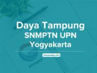Daya Tampung SNMPTN UPN Yogyakarta