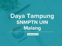 Daya Tampung SNMPTN UIN Malang