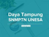 Daya Tampung SNMPTN UNESA Universitas Negeri Surabaya