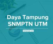 Daya Tampung SNMPTN UTM Universitas Trunojoyo Madura