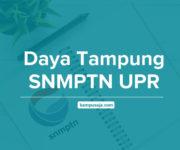 Daya Tampung SNMPTN UPR Universitas Palangka Raya