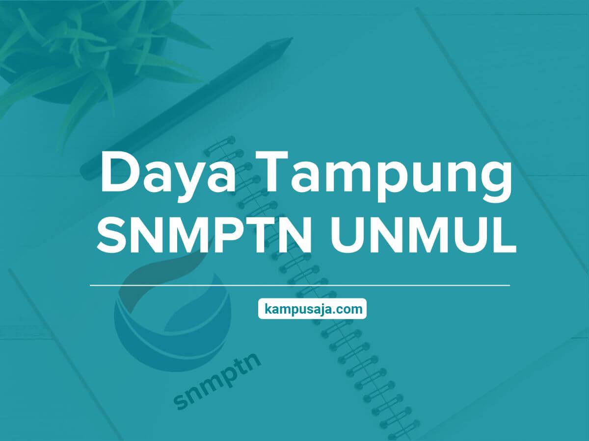 Daya Tampung SNMPTN UNMUL Universitas Mulawarman Samarinda
