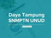 Daya Tampung SNMPTN UNUD Universitas Udayana Bali