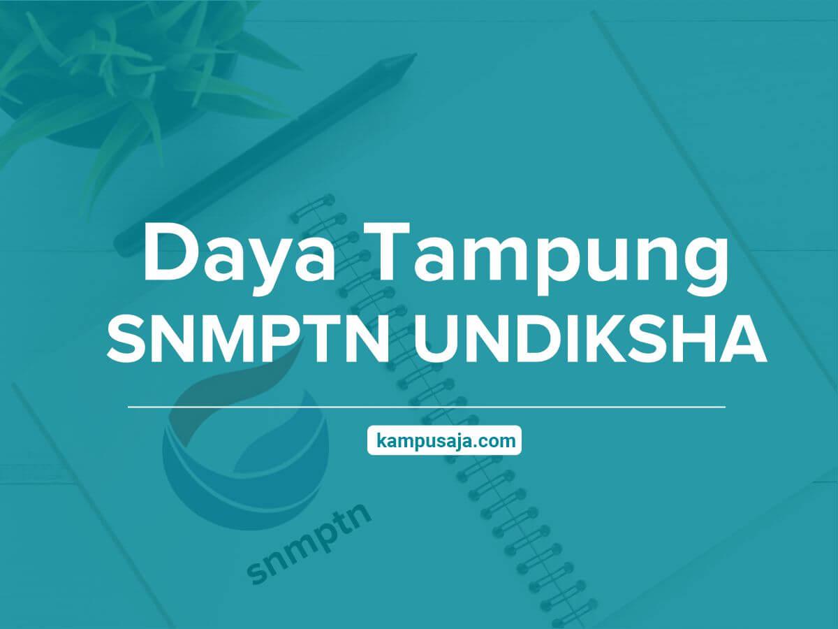 Daya Tampung SNMPTN UNDIKSHA Universitas Pendidikan Ganesha Bali