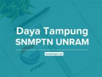 Daya Tampung SNMPTN UNRAM Universitas Mataram