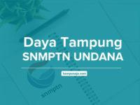Daya Tampung SNMPTN UNDANA Universitas Nusa Cendana