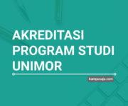 Akreditasi Program Studi UNIMOR Universitas Timor - Jurusan di UNIMOR