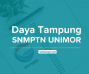 Daya Tampung SNMPTN UNIMOR Universitas Timor