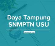 Daya Tampung SNMPTN USU Medan - Jalur Undangan Universitas Sumatera Utara