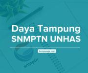 Daya Tampung SNMPTN UNHAS Universitas Hasanuddin Makassar