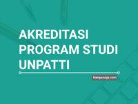 Akreditasi Program Studi UNPATTI Universitas Pattimura Ambon - Jurusan di UNPATTI