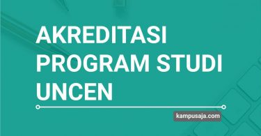 Akreditasi Program Studi UNCEN Universitas Cenderawasih Jayapura - Jurusan di UNCEN