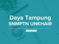 Daya Tampung SNMPTN UNKHAIR Universitas Khairun Ternate