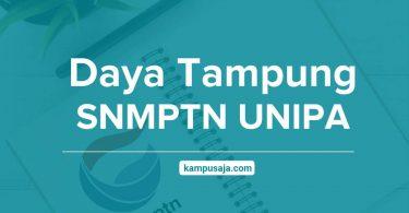 Daya Tampung SNMPTN UNIPA Universitas Papua Manokwari