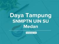 Daya Tampung SNMPTN UINSU Medan - Jalur Undangan Universitasi Islam Negeri Sumatera Utara
