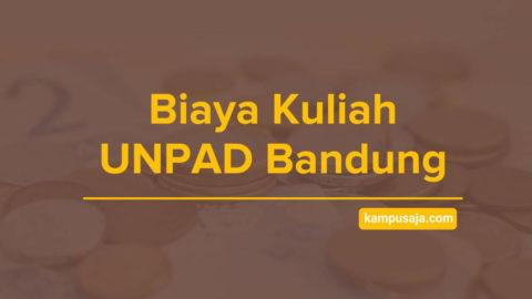 Biaya Kuliah UNPAD Bandung - Jalur Masuk dan Pendaftaran Universitas Padjadjaran