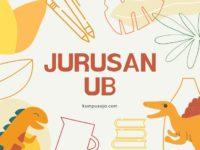 Jurusan di UB Malang