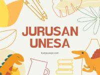 Jurusan di UNESA